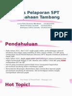 Pt Tambang