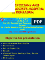 Obstetricians and Gynecologists Hospital in Dehradun (1)