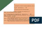 B-P Test (p)