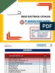 BEDO Promotional Catalog