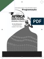 Programacao Africabrasil 2015 13-11-2015