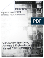CISA.review.questions.answers. .Explanations.manual.2009.Supplement.bak