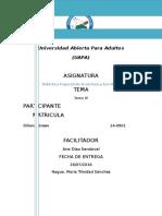 Bm-tarea IV Didáctica Especial de La Lectura y La Escritura-diliana Green