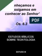 03 - INERRÂNCIA BÍBLICA