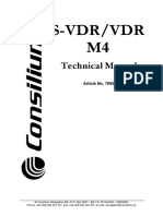 Vdr Instruction Manual
