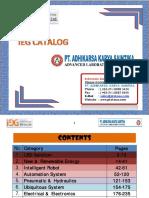 IEG Catalog