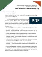 LC-Summary Cahpter 4 (Ahmad Fahmi M)