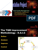 Project Implemantation of TQM