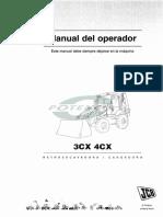 Manual Operador 3cx-4cx