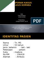 LAPORAN KASUS Ulkus Revised