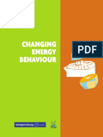 Changing Energy Behavior
