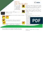 Consejos Preventivos Ola de Calor (Comunicados