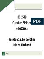 aula 2 circuitos elétricos UFABC 2013.1