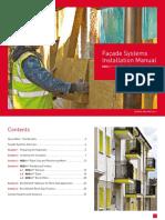 Facade System Installation Manual