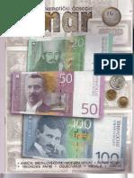 Serbia Dinar 16-2001
