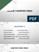 9@Teknik Counter Paru.pptx