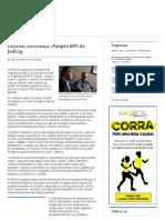 Corporate - 170117 - GeoPost, Da França, Compra 60% Da JadLog _ Valor Econômico