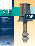 VE(Es-En) Vertical Pump Ensival