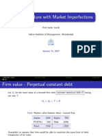 Capital Structure Lecture 2