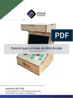 Tutorial Armado Mini Arcade