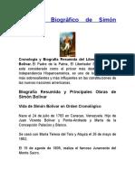 Simon Bolivar 1