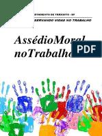Assédio Moral - Cartilha Detran - Versão Final
