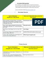 annotated bibliography - elizabeth littell - google docs