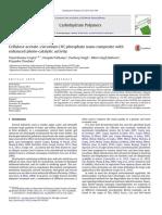 Cellulose Acetate–Zirconium (IV) Phosphate Nano-composite With