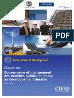 Brochure GOMAP 2014-2015
