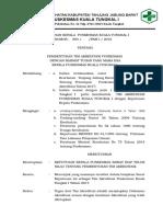 SK pembentukan tim akreditasi.doc