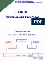 Capítulo 1 - Intrdução a Engenharia de Processos