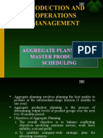 Agg Planning and MPS