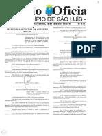 Lei 6113-2016 - Estacionamento São Luis