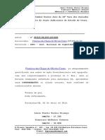 Contrarrazoes -Maria Das Chagas