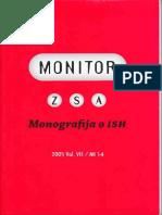 Monitor ZSA, 2005, Monografija o ISH - dokumenti in refleksije o pucu na ISH v Ljubljani 2004
