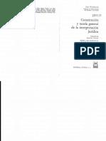 Wroblewski, J. - Constitucion y Teoria General de La Interpretacion Juridica