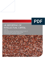 Uk Reporting of Intellectual Capital