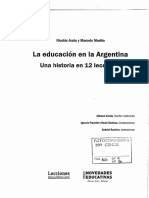 Laa educacion en la argentina.pdf