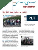 TDP Newsletter Spring 2017