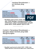 Contoh Soal Intermediet Accounting 2 Bab Revenue