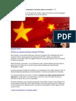 China Desacelera Su Economía y Los Mercados Se Sacuden