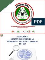 Fundamentos de Auditoría SG-SST