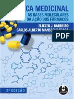 Eliezer J. Barreiro - Química Medicinal - As Bases Moleculares Da Ação Dos Fármacos, 2ª Edição