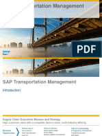 SAP TM 93 Overview
