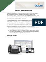 2013 12 Switchvox Demo Server Guide