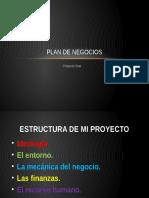 11 Proyecto_Plan de Negocios
