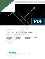 Detroit Path Forward Report