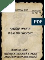 SPIRITUL OMULUI