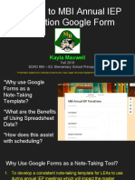 pd guide - using the mbi annual iep google form