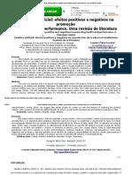 Genética Artificial_ Efeitos Positivos e Negativos Na Promoção Da Saúde e Da Performance